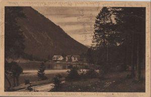 Österreich - Österreich - Plansee - Hotel Seespitze - 1924