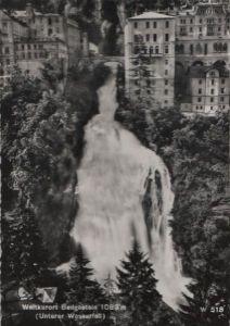 Österreich - Österreich - Bad Gastein - Unterer Wasserfall - ca. 1965