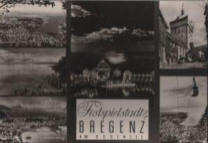 Österreich - Österreich - Bregenz - u.a. Blick vom Haggen - ca. 1960