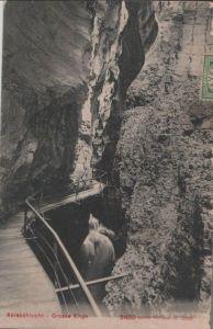 Schweiz - Schweiz - Meiringen - Aareschlucht, Grosse Enge - 1907