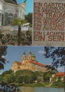 Österreich - Österreich - Melk - Stift, Gartenpavillon - ca. 2000