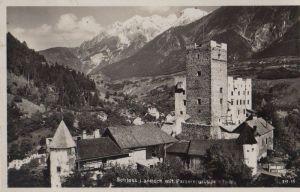 Österreich - Österreich - Landeck - Schloss mit Parseiergruppe - 1932