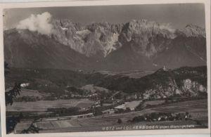 Österreich - Österreich - Mötz - und Locherboden gegen Miemingerkette - 1938