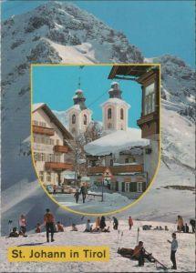 Österreich - Österreich - Sankt Johann in Tirol - Wintersport - 1971