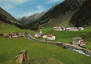 Österreich - Österreich - Niederthai - gegen Finstertaler Fernerkogel - 1977