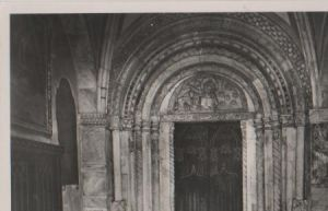 Österreich - Österreich - Millstatt am See - Kirchenportal - ca. 1935