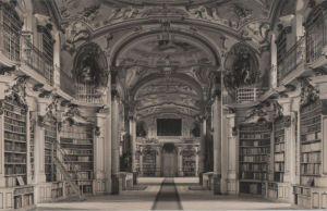 Österreich - Österreich - Admont - Stift, Bibliothek - 1933