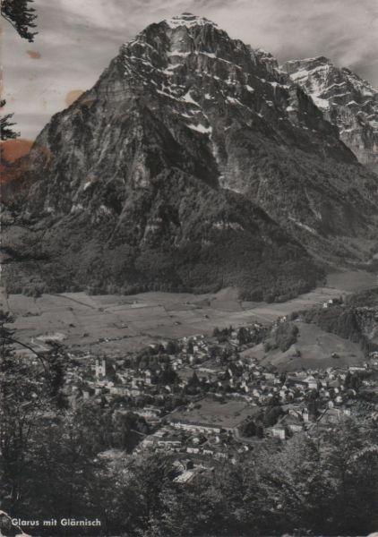 Schweiz - Schweiz - Glarus - mit Glärnisch - 1962