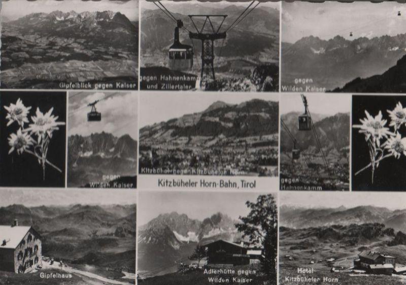 Österreich - Österreich - Kitzbühel - Horn-Bahn - 1962