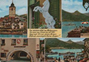 Österreich - Österreich - St. Wolfgang - mit 5 Bildern - 1982