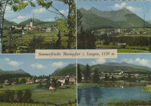 Österreich - Österreich - Mariapfarr - Lungau - ca. 1980