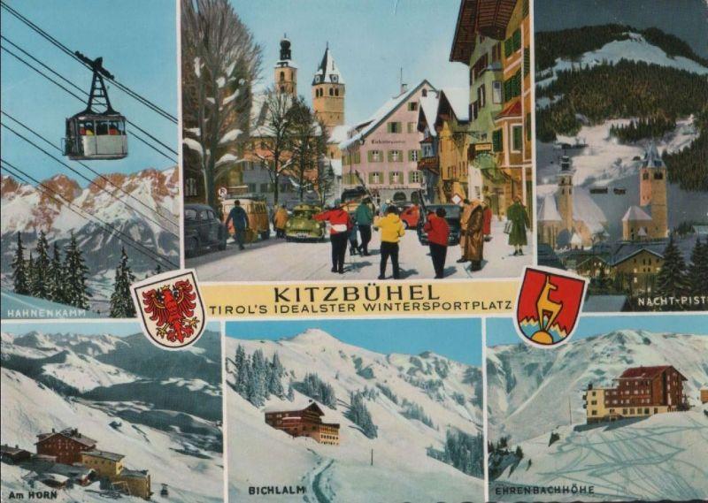 Österreich - Österreich - Kitzbühel - u.a. Hahnenkamm - 1966