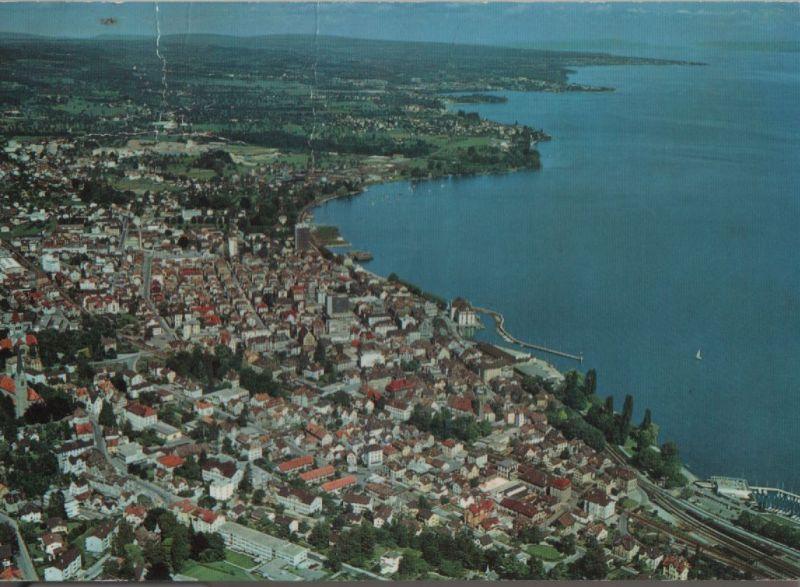 Schweiz - Schweiz - Rorschach - Flugaufnahme - ca. 1975