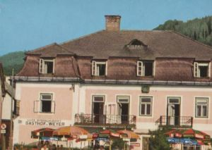 Österreich - Österreich - Gmunden - Pension Steinmaurer - ca. 1975