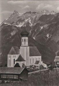 Österreich - Österreich - Bartholomäberg - Pfarrkirche - ca. 1955