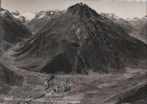 Österreich - Österreich - Galtür - mit Gerfenspitze - 1961