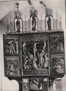 Österreich - Österreich - Gebertsham - Altar zum Hl. Kreuz - ca. 1960