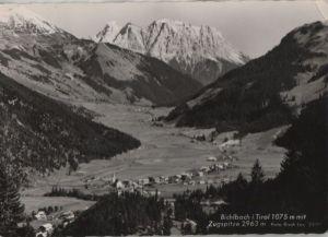 Österreich - Österreich - Bichlbach - mit Zugspitze - ca. 1965