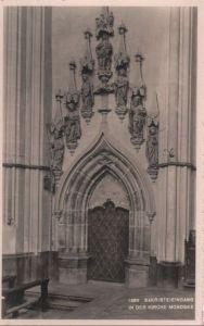 Österreich - Österreich - Mondsee - Sakristei der Kirche - ca. 1950