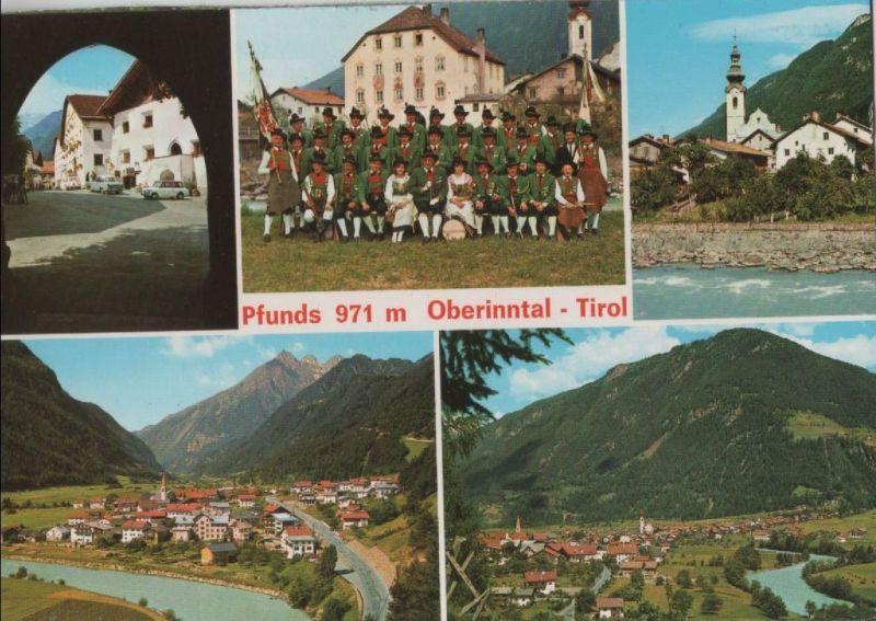 Österreich - Österreich - Pfunds - mit 5 Bildern - ca. 1980