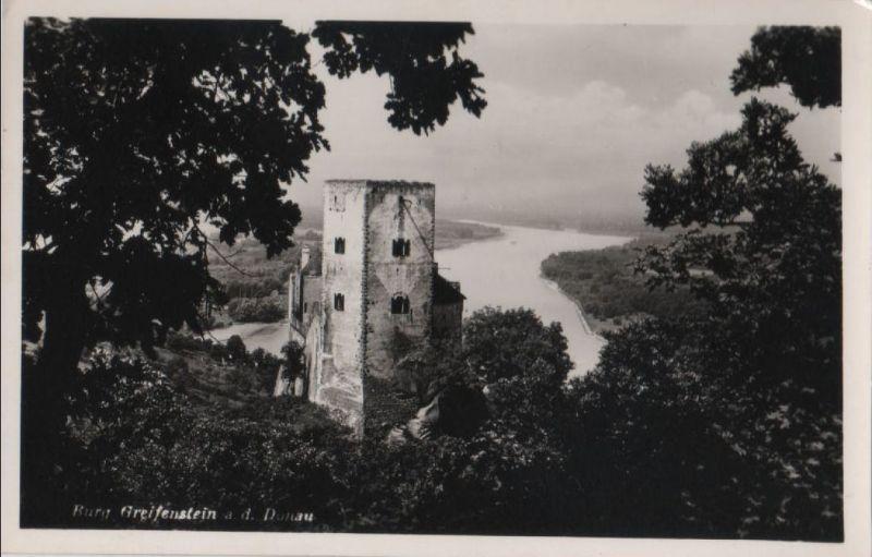 Österreich - Österreich - St. Andrä-Wördern, Burg Greifenstein - ca. 1950