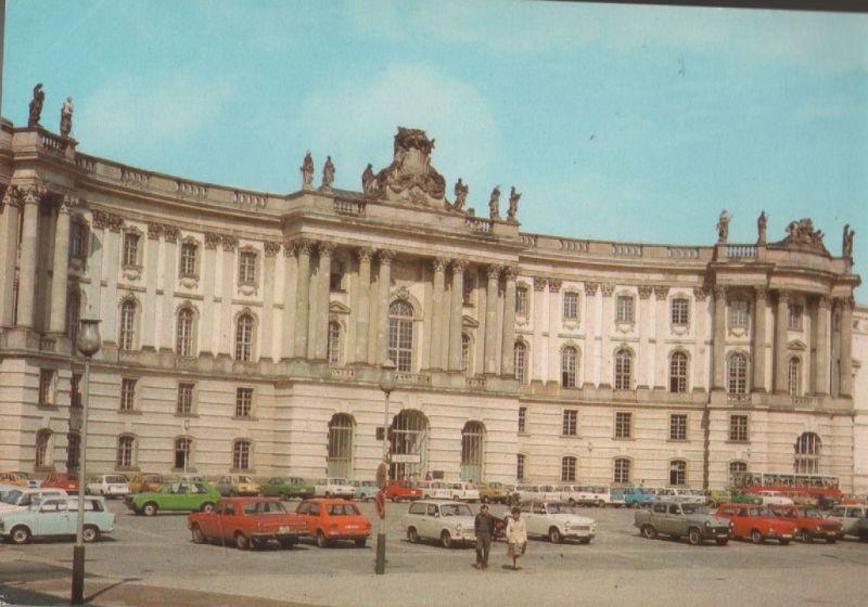 Berlin Mitte Bebelplatz Kommode 1983 Nr 0048738 Oldthing