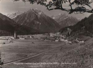 Österreich - Österreich - Elbigenalp - mit Wetterspitze - ca. 1965