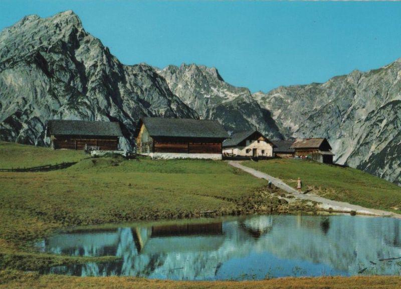 Österreich - Österreich - Gnadenwald - Walderalm - 1973