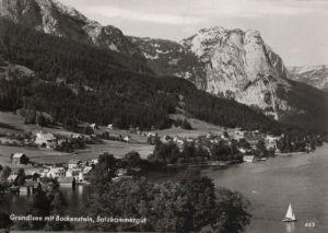 Österreich - Österreich - Grundlsee - mit Backenstein - 1964