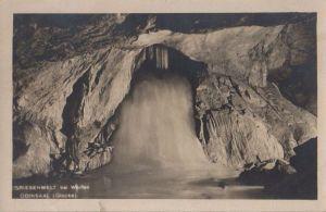 Österreich - Österreich - Werfen - Eisriesenwelt, Odinsaal - ca. 1940