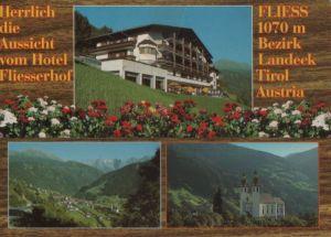 Österreich - Österreich - Fließ - Hotel Fliesserhof - 1996