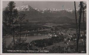 Österreich - Österreich - Velden - mit Mittagskogel und Triglav - ca. 1960