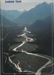 Österreich - Österreich - Lech - Tal, zwischen Weißenbach und Höfen - 1985
