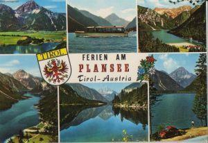 Österreich - Österreich - Plansee - mit 6 Bildern - ca. 1980