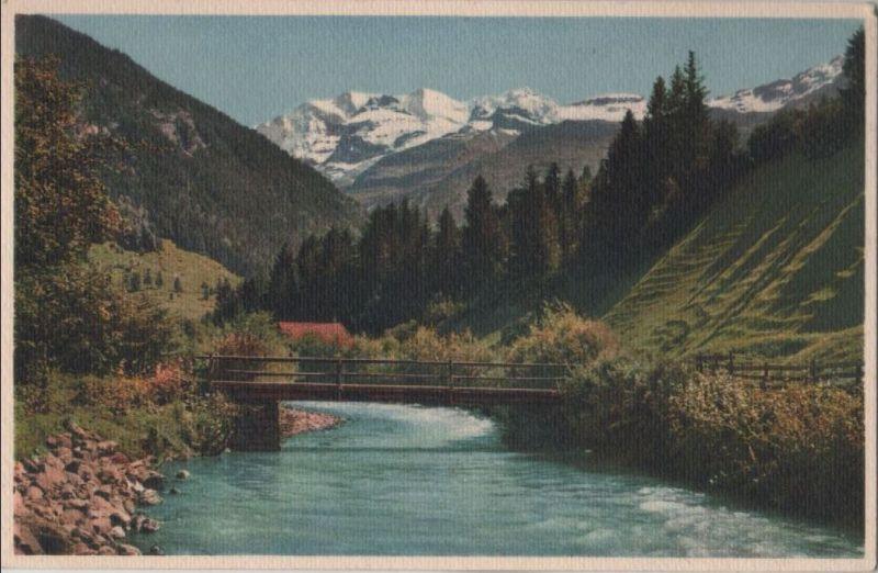Schweiz - Schweiz - Kiental - Blümlialp - ca. 1950