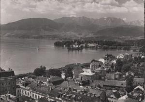 Österreich - Österreich - Gmunden - Blick auf Esplanade - ca. 1965