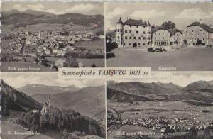 Österreich - Österreich - Tamsweg - u.a. Hauptplatz - ca. 1955
