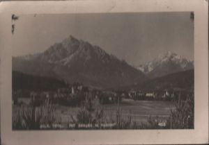 Österreich - Österreich - Igls - mit Serles - 1943