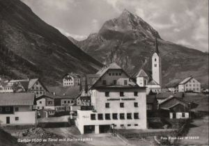 Österreich - Österreich - Galtür - mit Ballunspitze - 1966