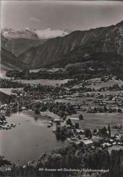 Österreich - Österreich - Bad Aussee - mit Dachstein - ca. 1965