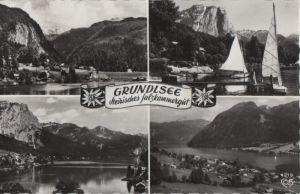 Österreich - Österreich - Grundlsee - 4 Teilbilder - 1965