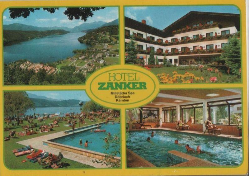 Österreich - Österreich - Döbriach - Hotel Zanker - 1984