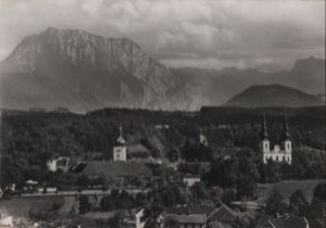 Österreich - Österreich - Puchheim - gegen Traunstein - ca. 1965