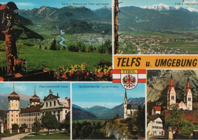 Österreich - Österreich - Telfs - mit Umgebung - ca. 1985
