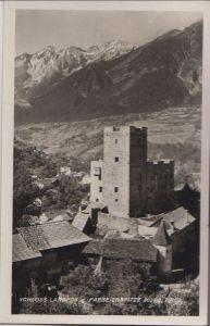 Österreich - Österreich - Landeck - Schloss gegen Parseierspitze - 1941