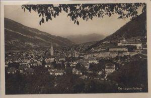 Schweiz - Schweiz - Chur - gegen Falknis - ca. 1950