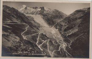 Schweiz - Schweiz - Oberwald-Gletsch - mit Rhonegletscher - 1928