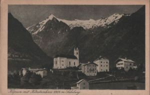 Österreich - Österreich - Kaprun - mit Kitzsteinhorn - 1922