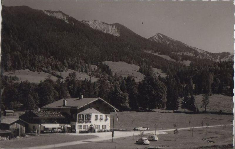 Österreich - Österreich - Unken - Alpengasthof Heutal - 1962