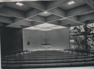 Österreich - Österreich - Wels - Krankenhaus, Hauskapelle - ca. 1965
